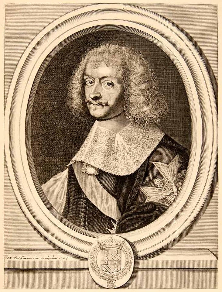 1er novembre 1654: Hugues de Lyonne Lionne-fresne