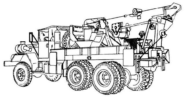 5-ton 6x6 truck, M809 series   Military Wiki   FANDOM ...