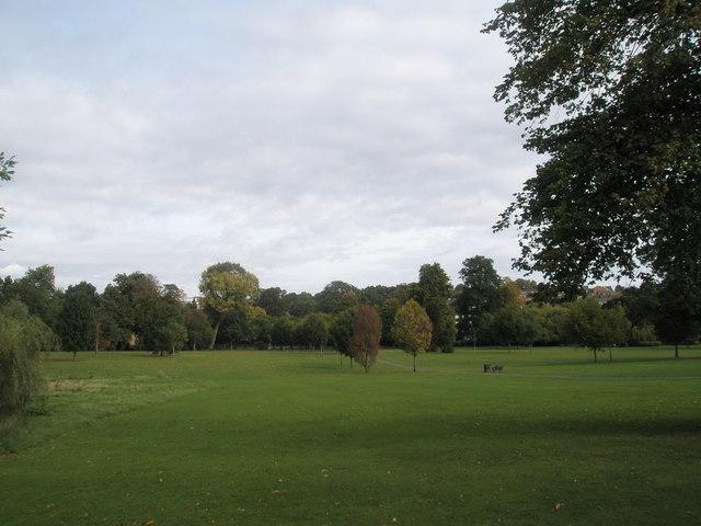 Manor Park, Aldershot - geograph.org.uk - 993434