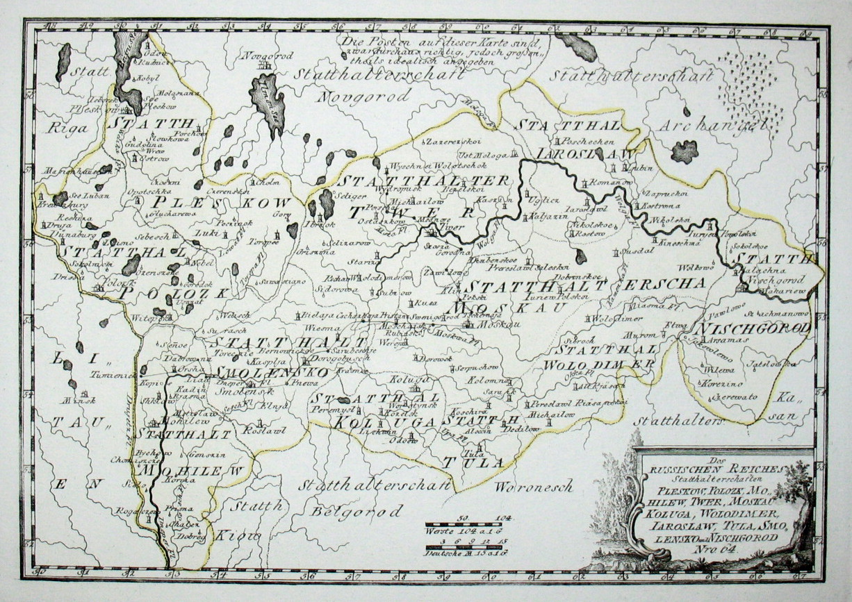 File Map of European Russia in 1791 by Reilly 064 Wikimedia