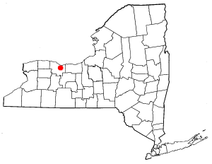 Map of New York highlighting Rochester.png