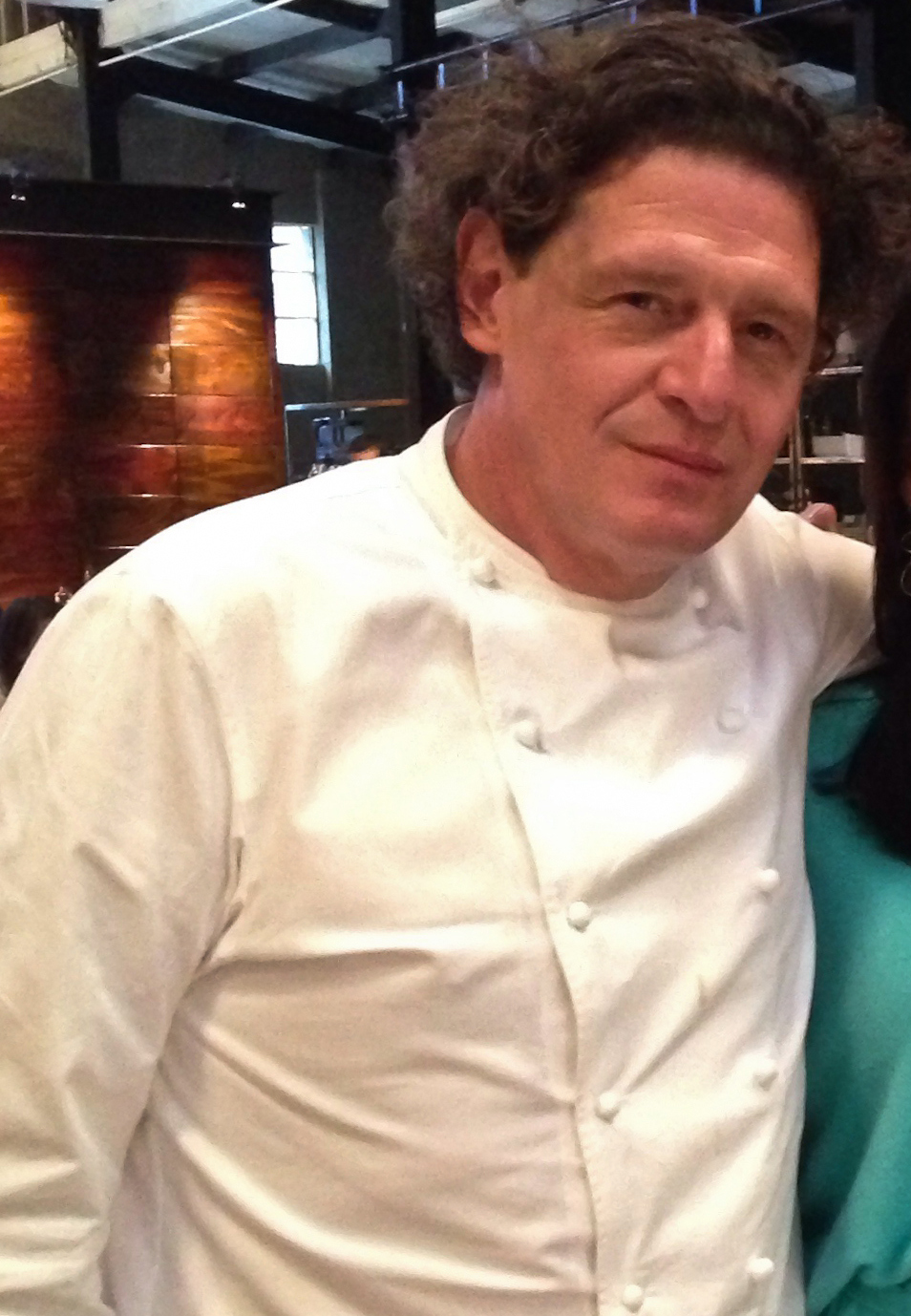 Marco Pierre White Tanked Hells Kitchen