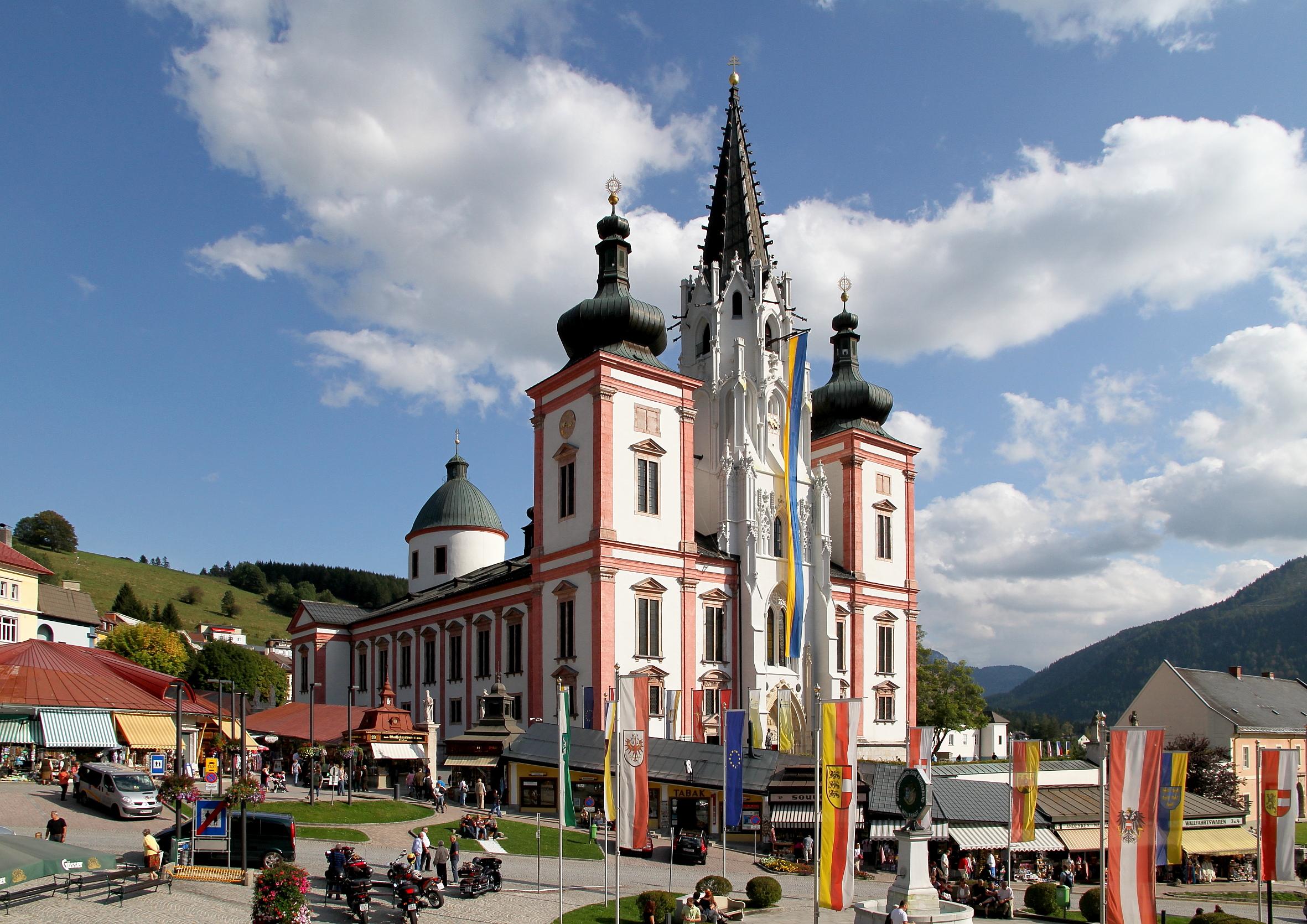 Mariazell Online | Informationen ber Mariazell und das
