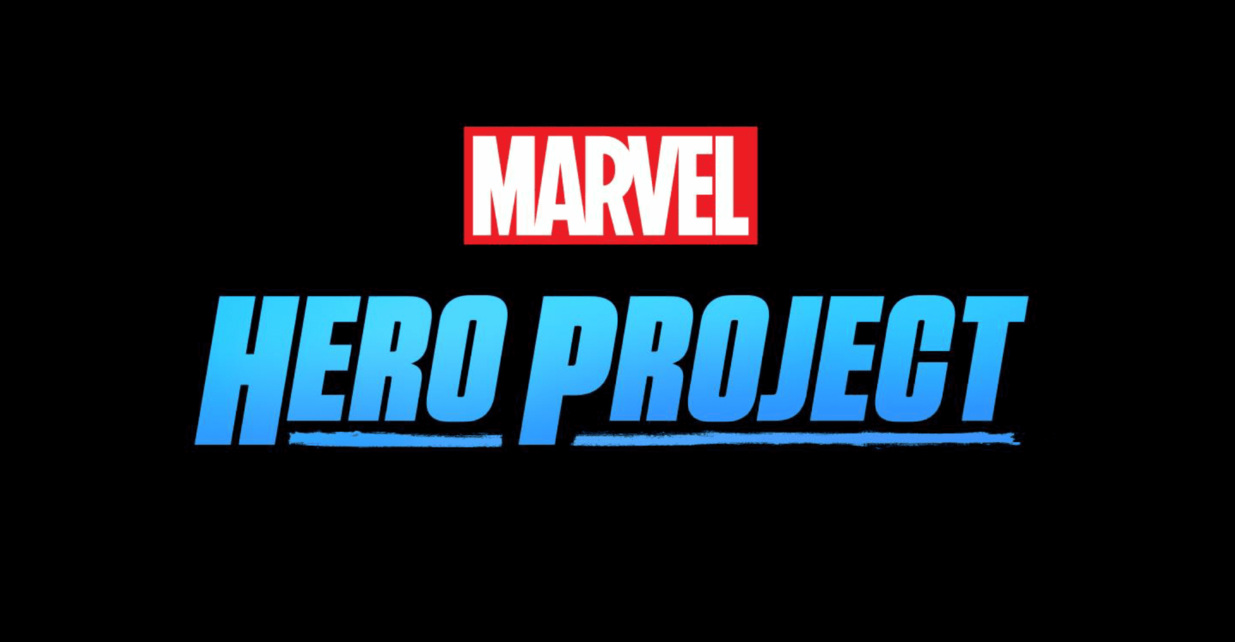 Marvel s Hero Project logo