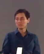 Maryam Mirzakhani in 2014