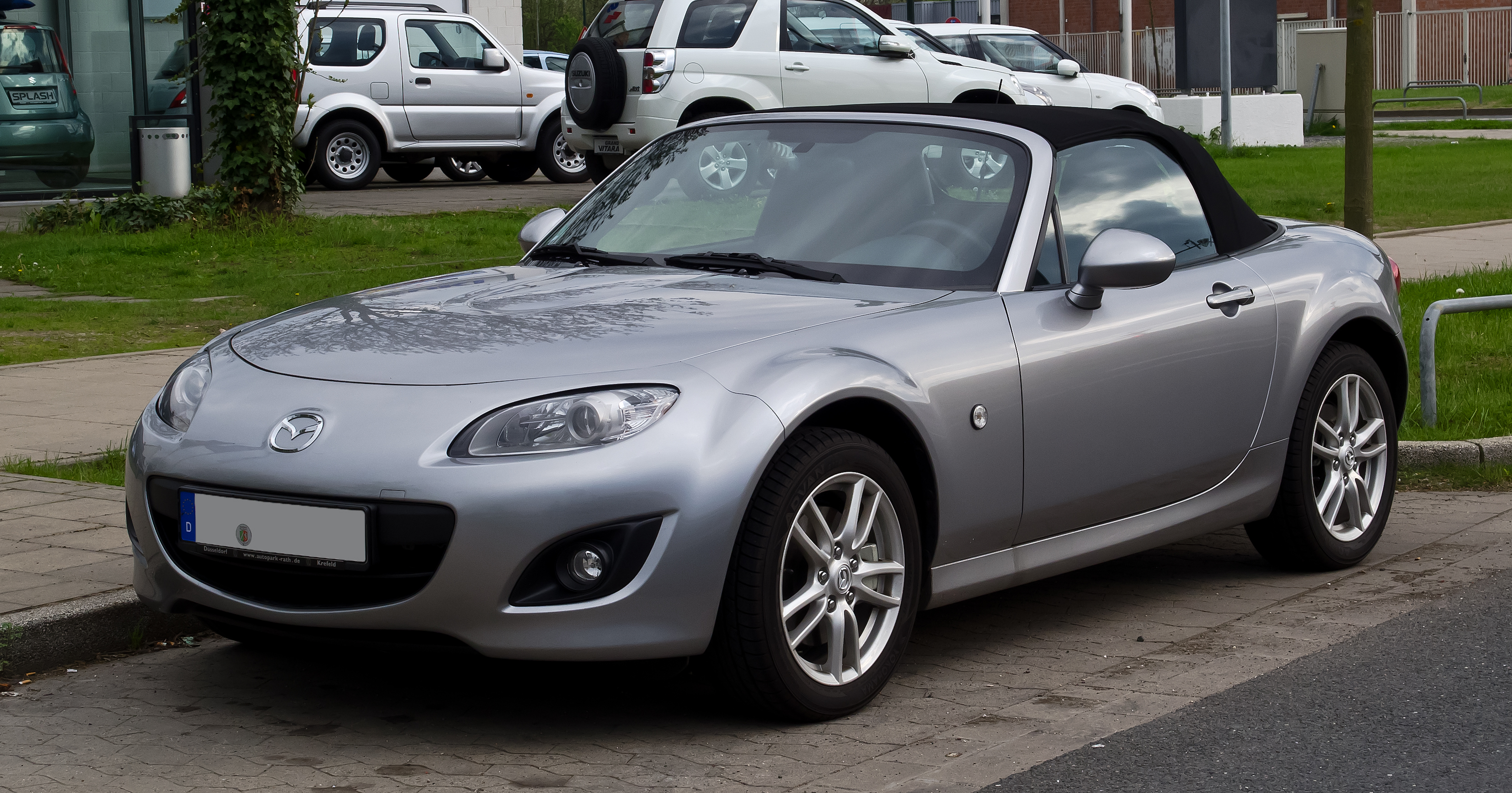 File mazda mx 5 roadster iii facelift frontansicht 1