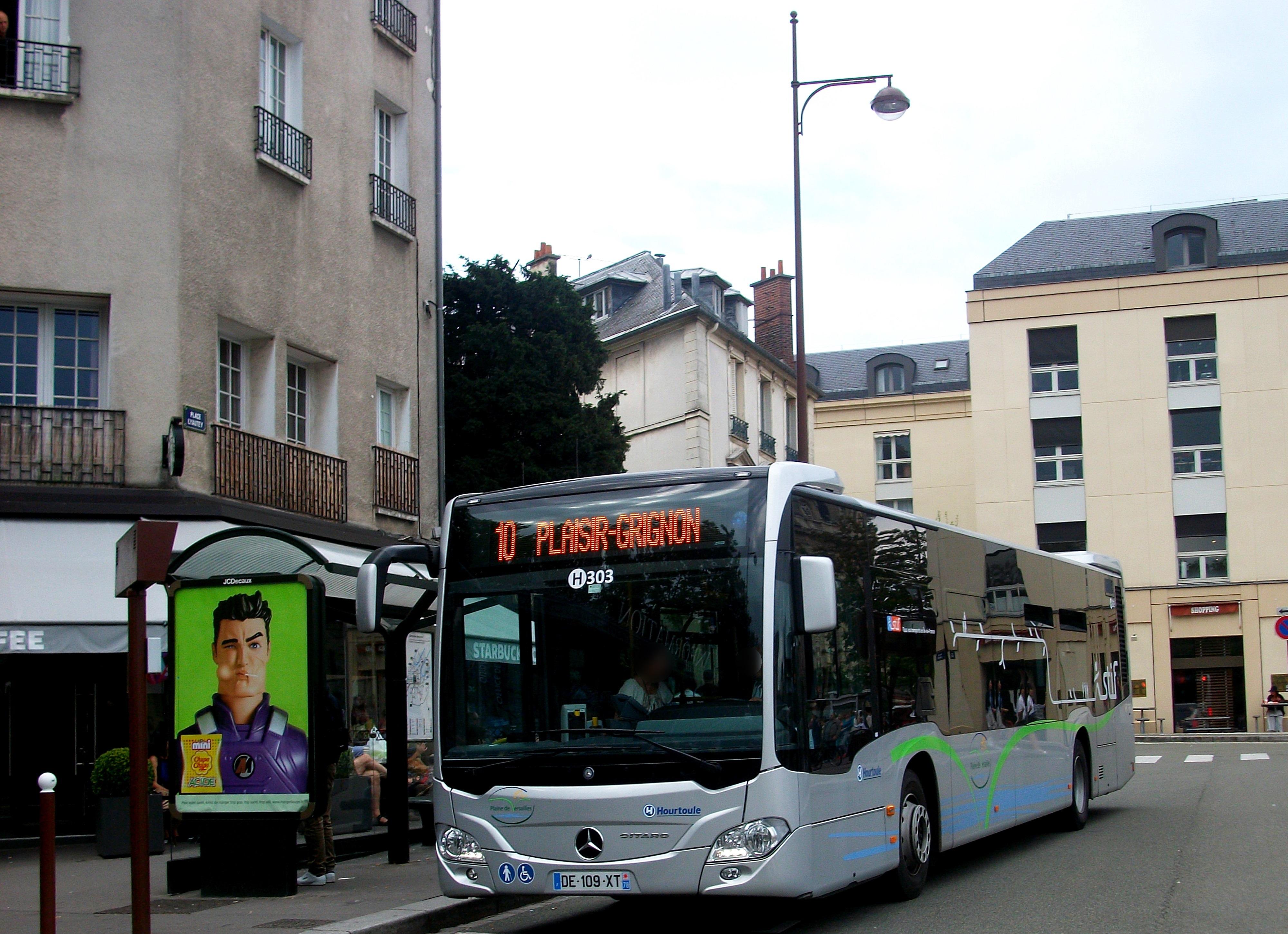 File Mercedes Benz Citaro C2 €6 n°H303 sur la 10 Wikimedia mons