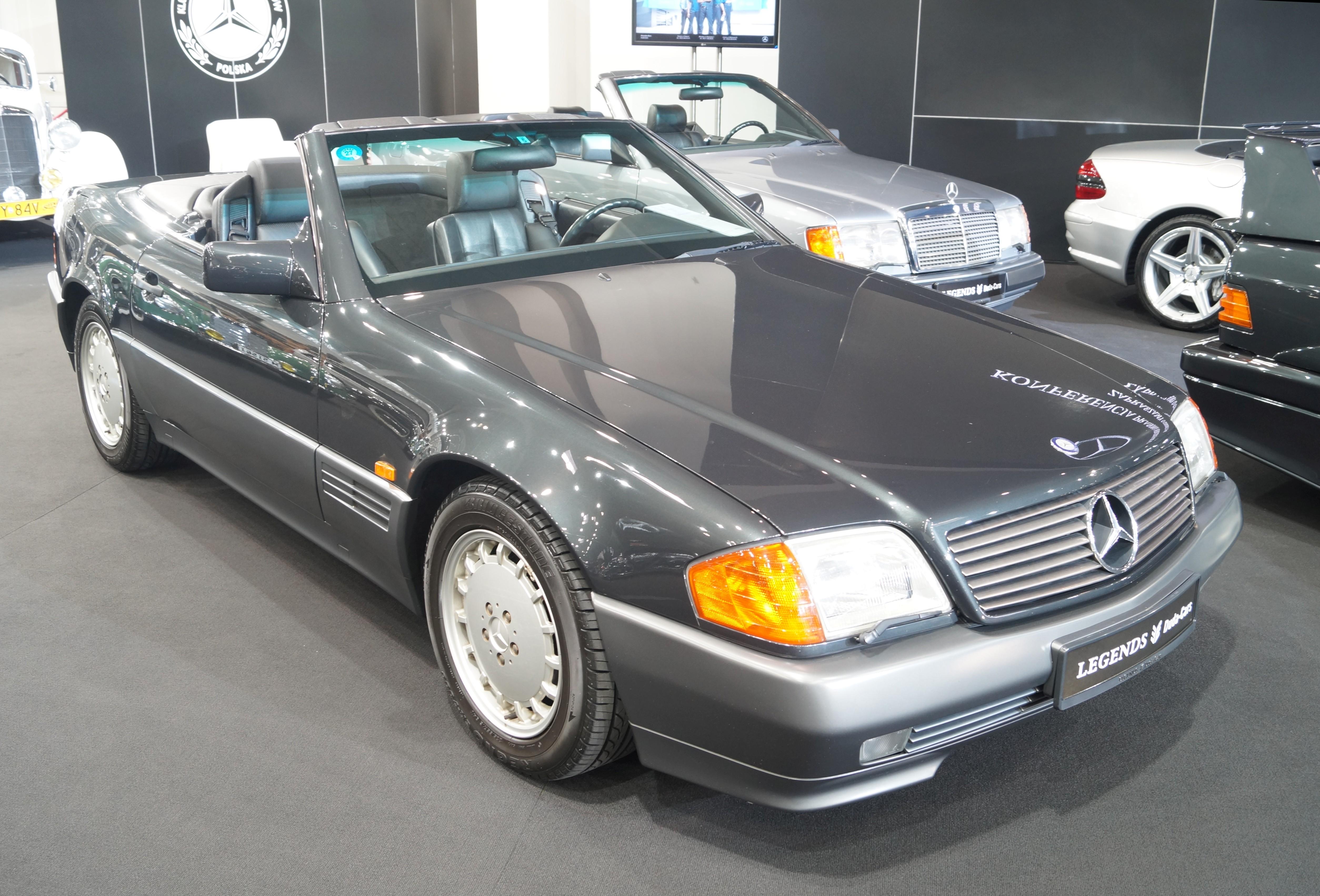 File Mercedes Benz SL R129 MSP17 Wikimedia mons