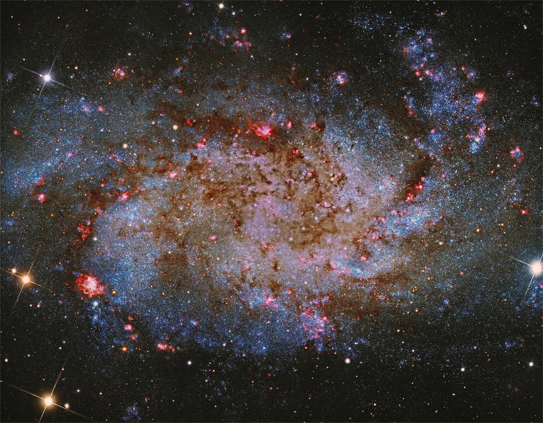 Galaxia del Triángulo - Wikipedia, la enciclopedia libre