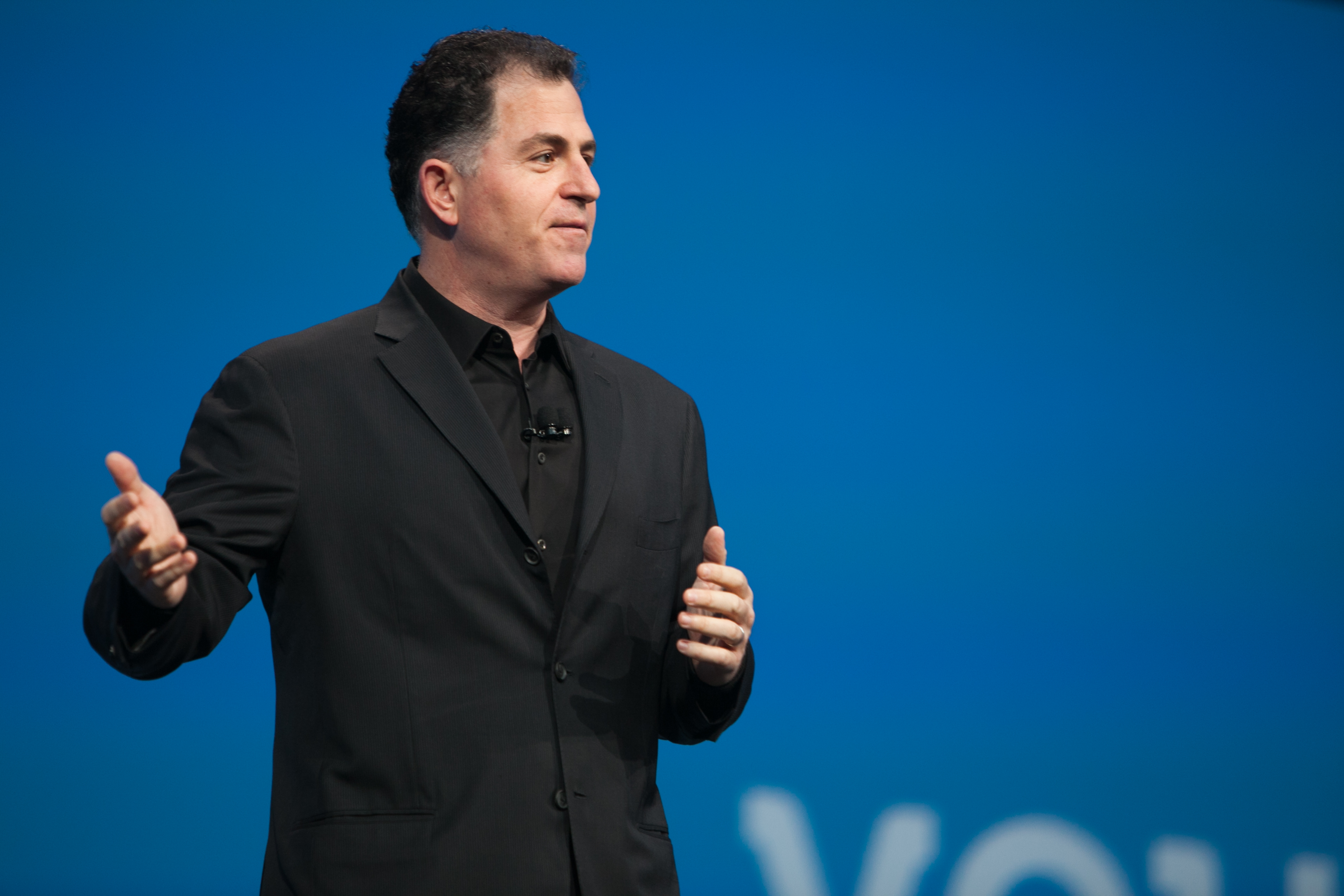 michael dell founder of the dell Dell inc said thursday that michael dell, the pc maker's founder, will relinquish the chief executive post in july but remain as company chairman.