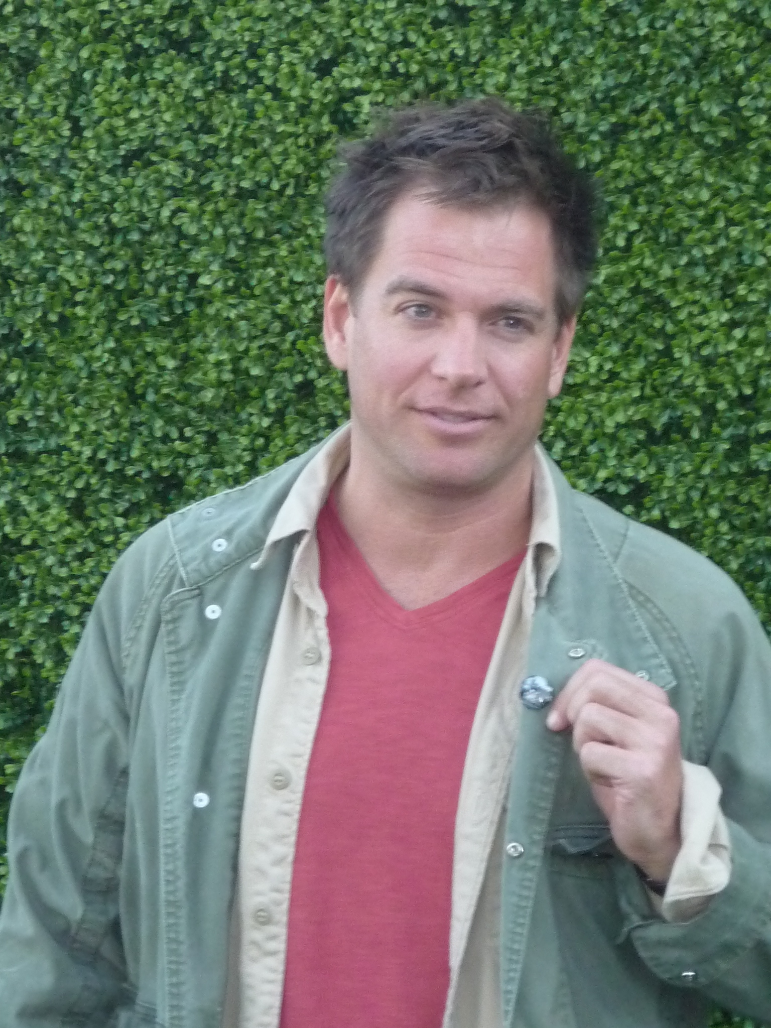 Michael Weatherly Weatherly in