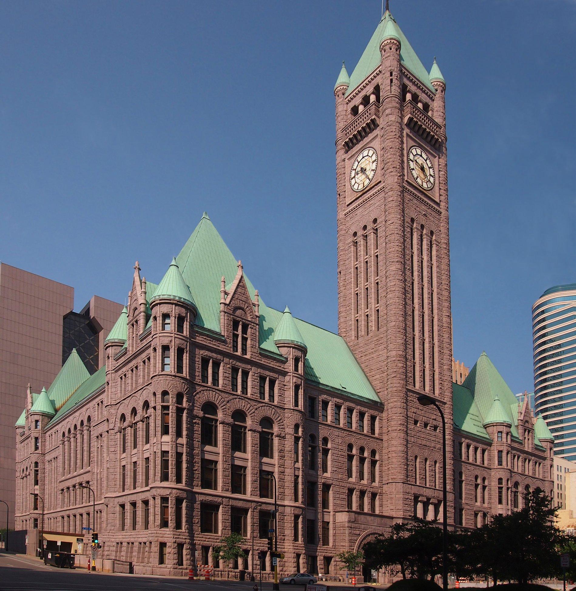 Minneapolis City Hall - Wikipedia