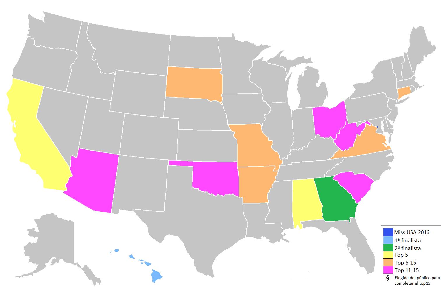 File Miss Usa 2016 Map Wikimedia mons