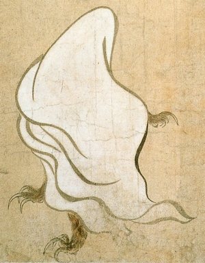 Mitsunobu cloth-like monster