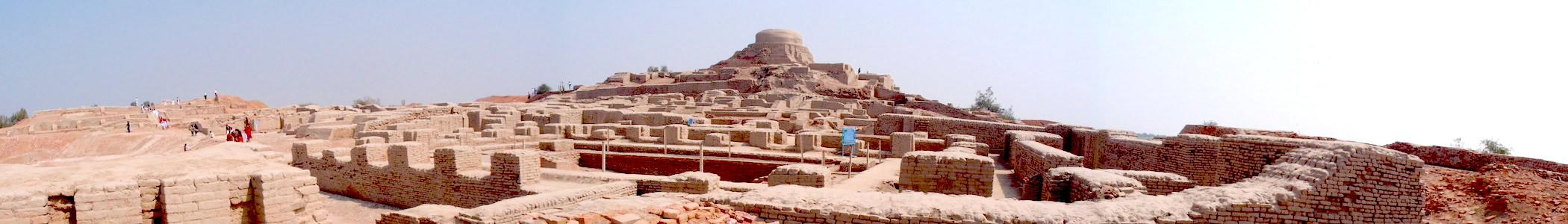 Mohenjo-daro – Travel guide at Wikivoyage