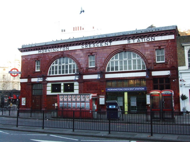Mornington Crescent Station - geograph.org.uk - 1091851