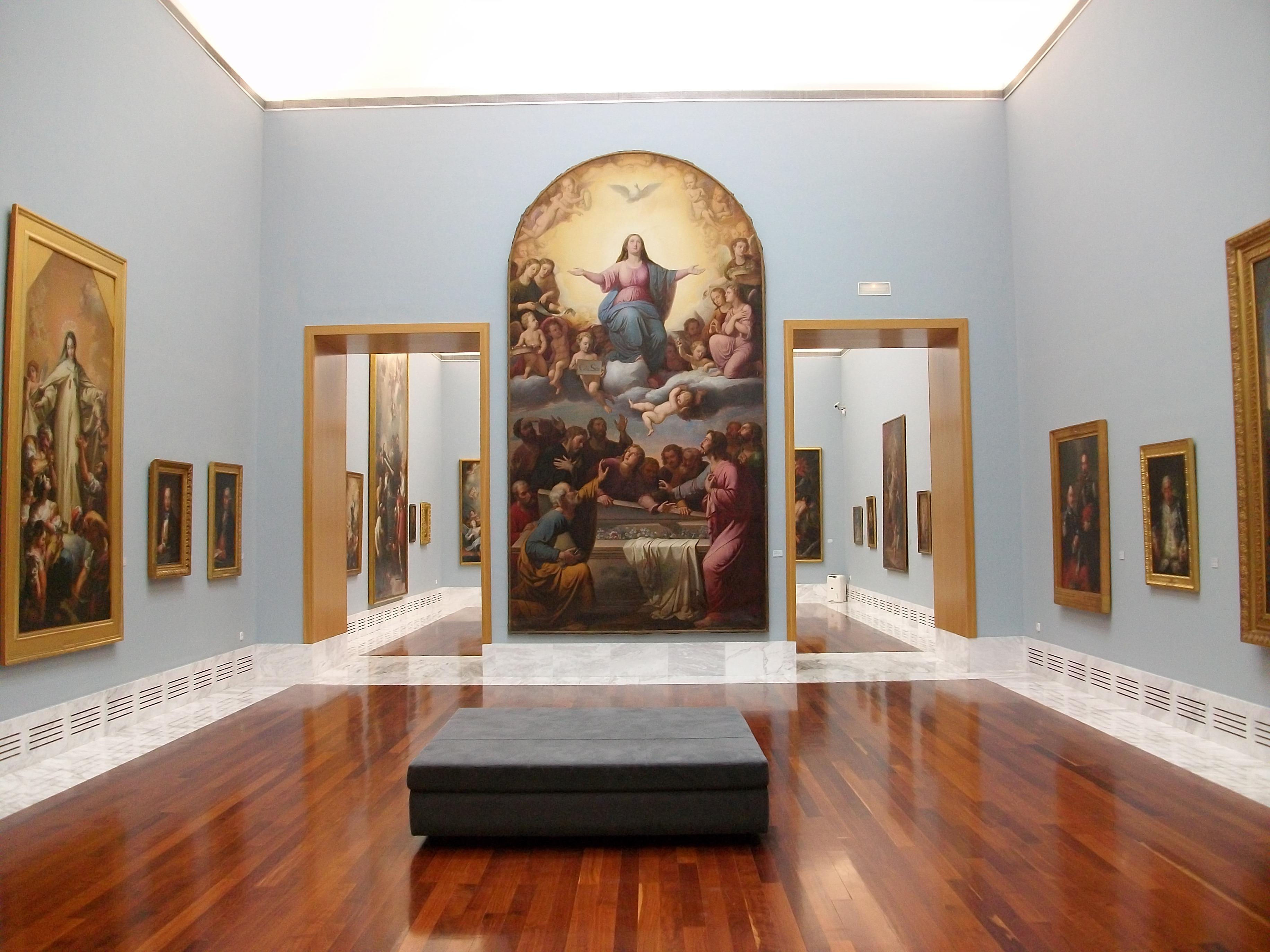 Museo De Artes Decorativas Vidrio