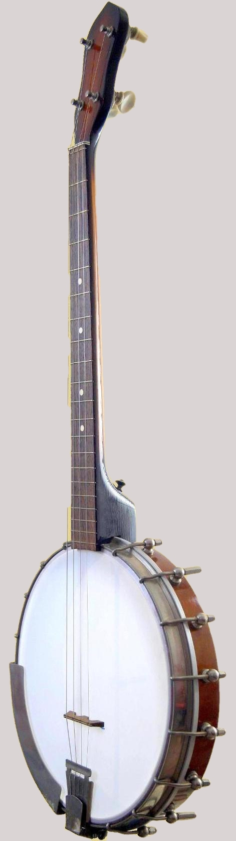 musima 4 string 19 fret tenor banjo at Ukulele Corner
