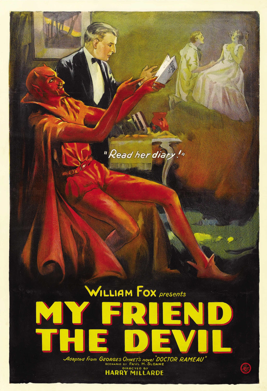 My Friend the Devil 1922