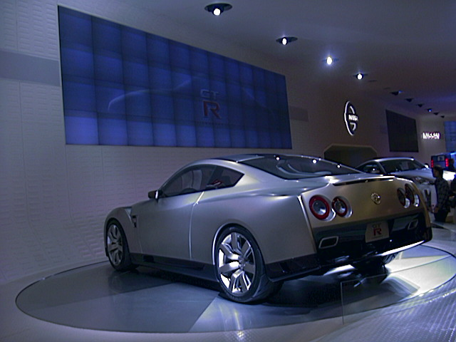 NISSAN GT-R CONCEPT at TMS2001 005