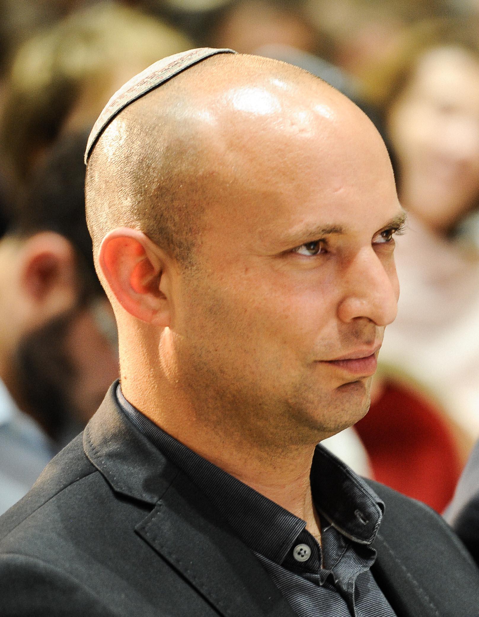 File:Naftali Bennett - Herzliya Conference 2016 1183 (cropped).jpg -  Wikimedia Commons