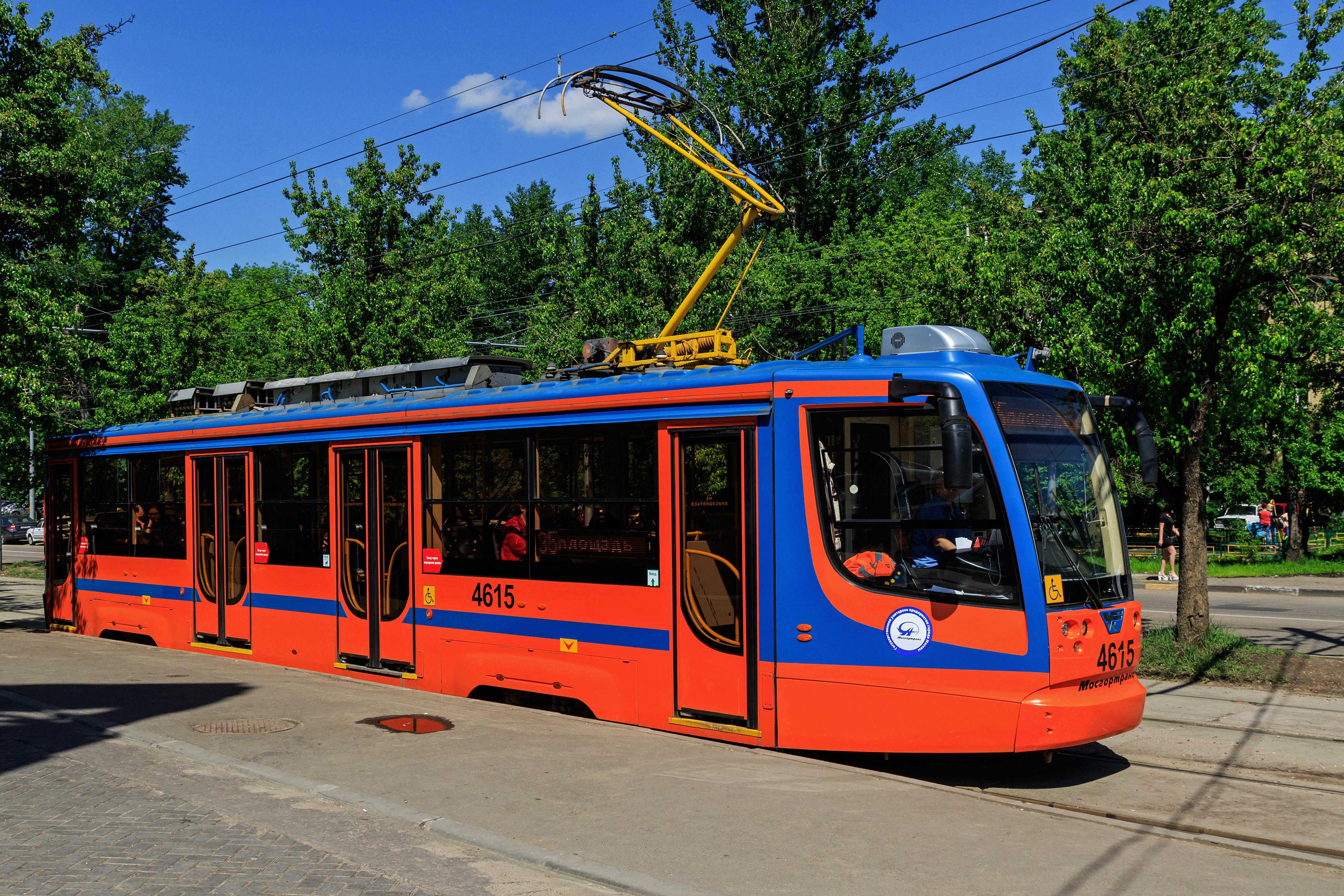схема проезда в сормовский парк на трамвае