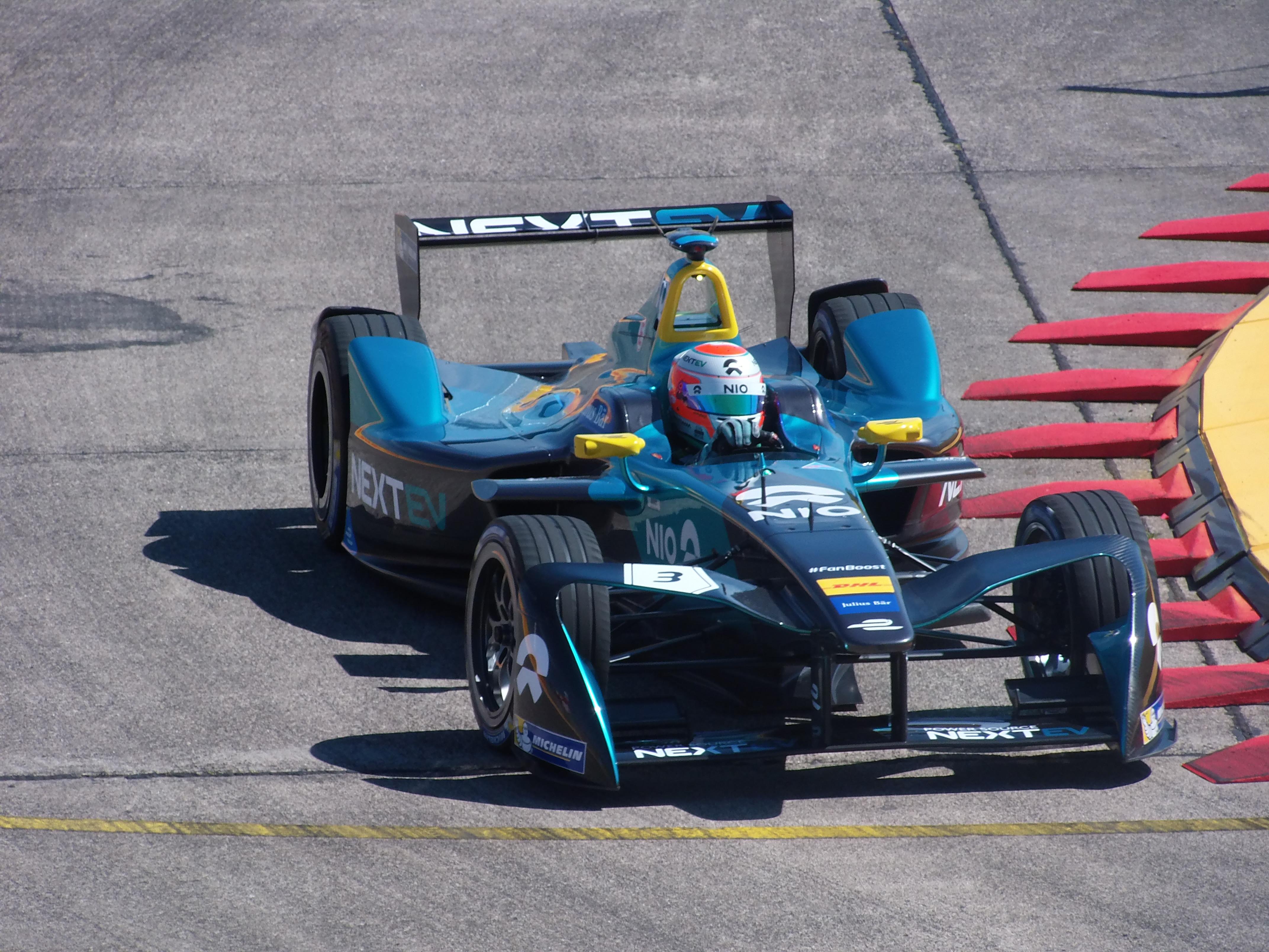 FIA Formel E Meisterschaft –