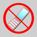 English: use of cellphones (mobile phone)is pr...