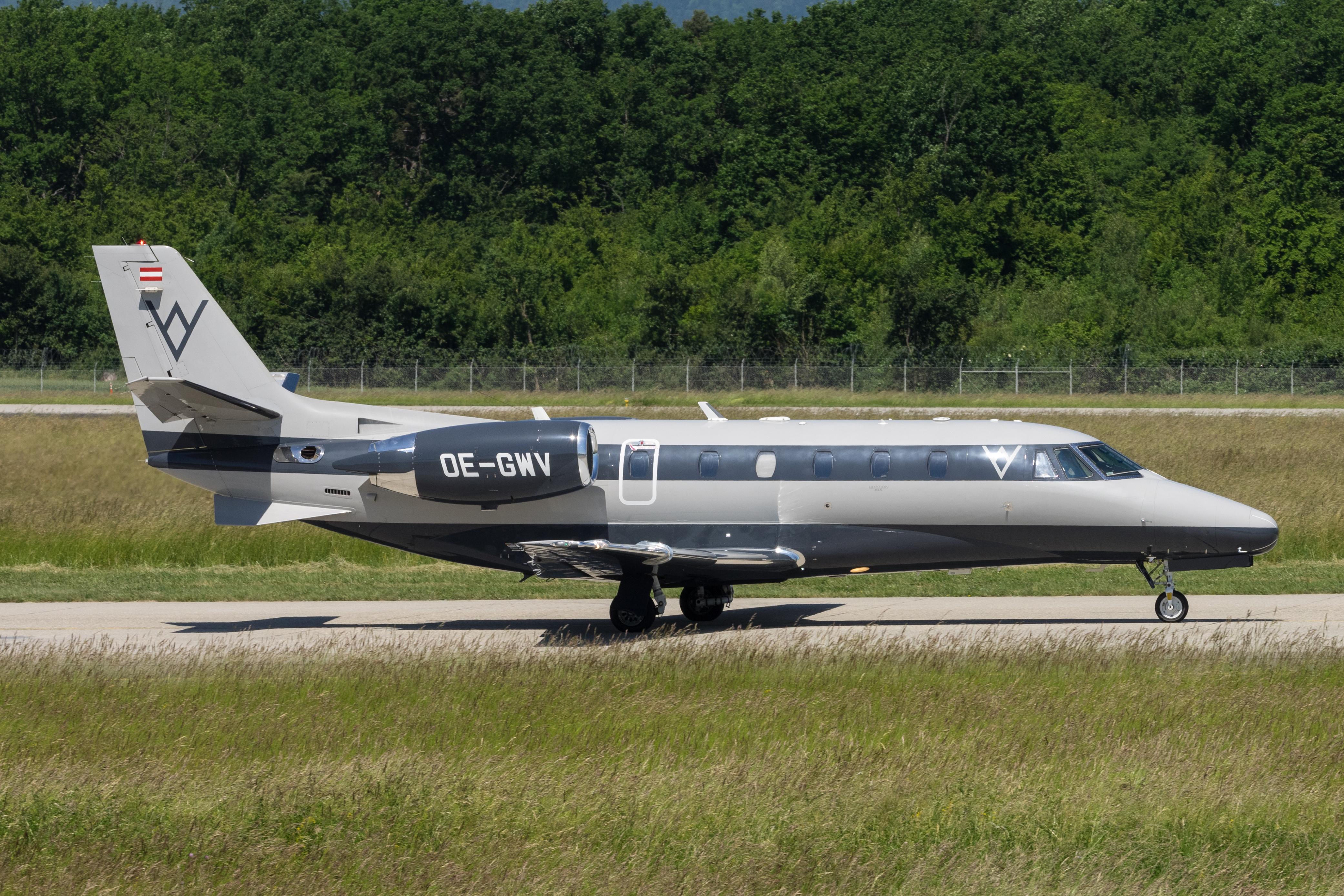 File Oe Gwv Cessna 560xl Citation Xls C56x Esq Europ Star