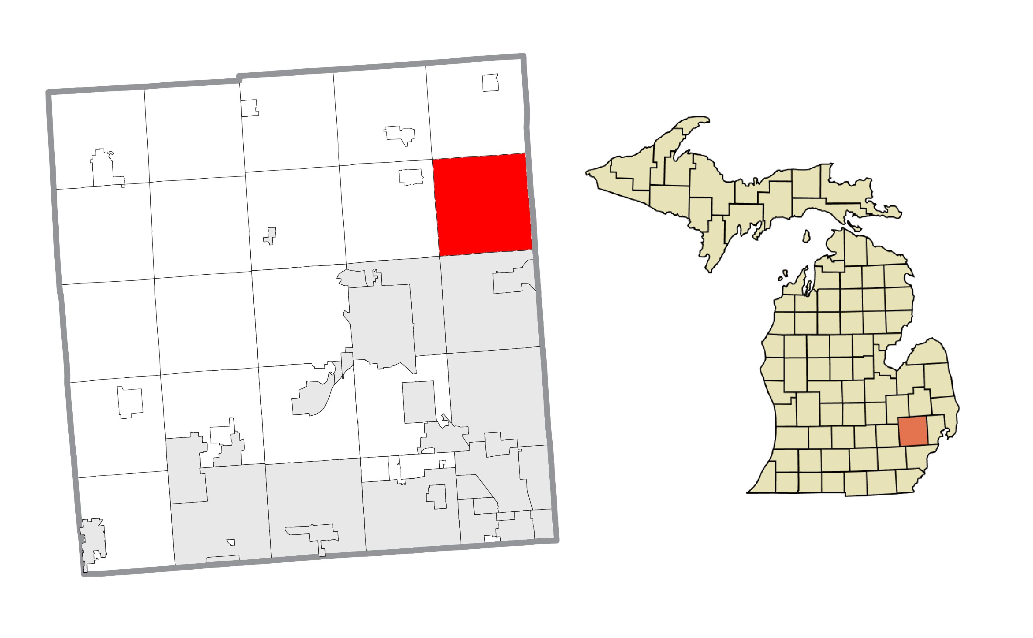 Oakland Charter Township, Michigan - Wikipedia