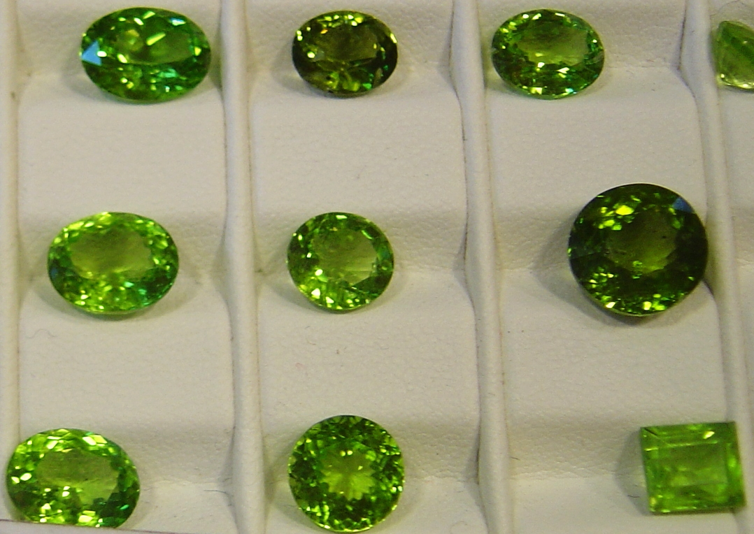 firepolished beads fullxfull of products glass round olivine olive faceted gemstone czech lot il ab