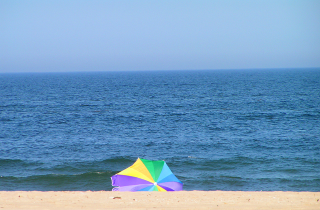 Asbury Park Beach, NJ