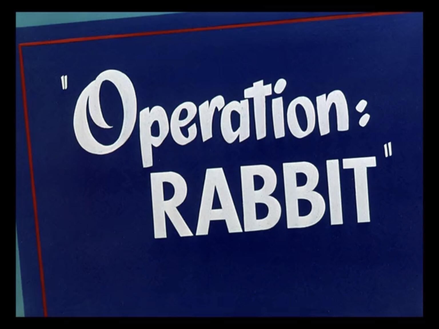 Operation rabbit wikipedia colourmoves