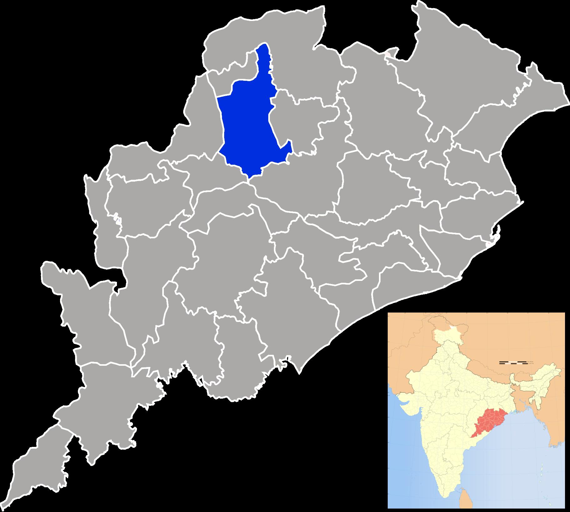 Sambalpur district