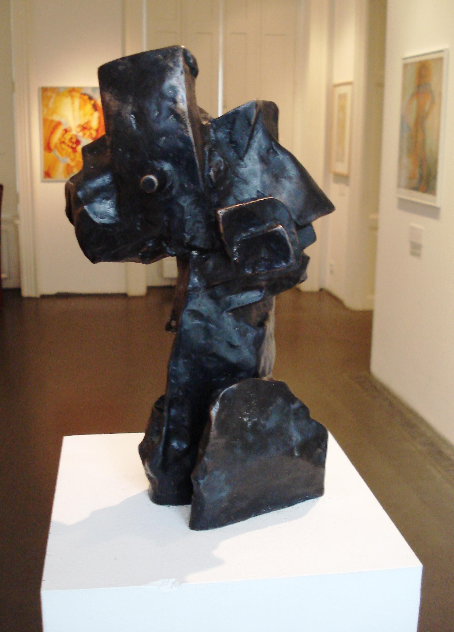 Picasso Cubist Sculpture