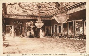 Archivo:Palais du Bardo - Grand salon de réception.jpg