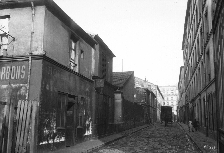 Fichier:Passage Abel-Leblanc, Paris, 1913.jpg