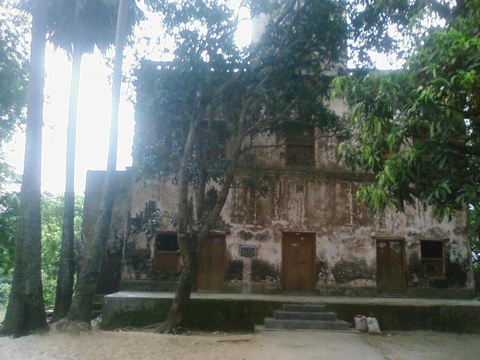 Paternal house of Jyoti Basu at Barodi in Narayanganj, Bangladesh