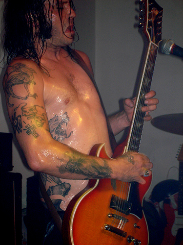 Matt Pike is also the frontman of the band High on Fire. Pike.jpg
