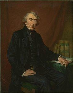 Portrait of Roger Brooke Taney