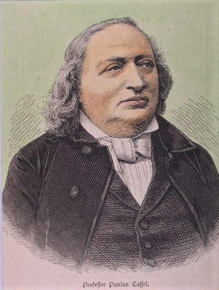 Paulus Stephanus Cassel, 1880