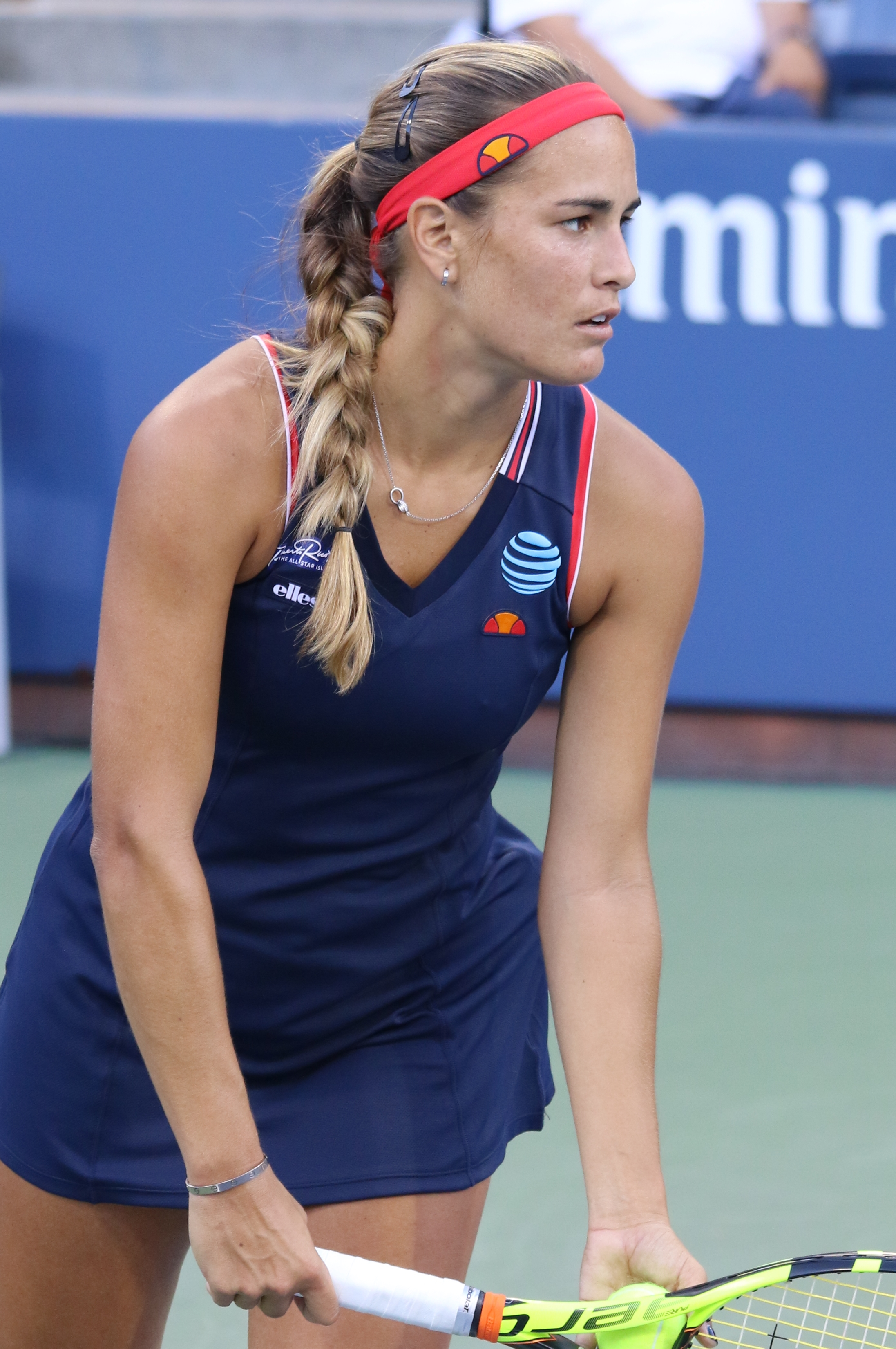 Puig at the 2016 US Open