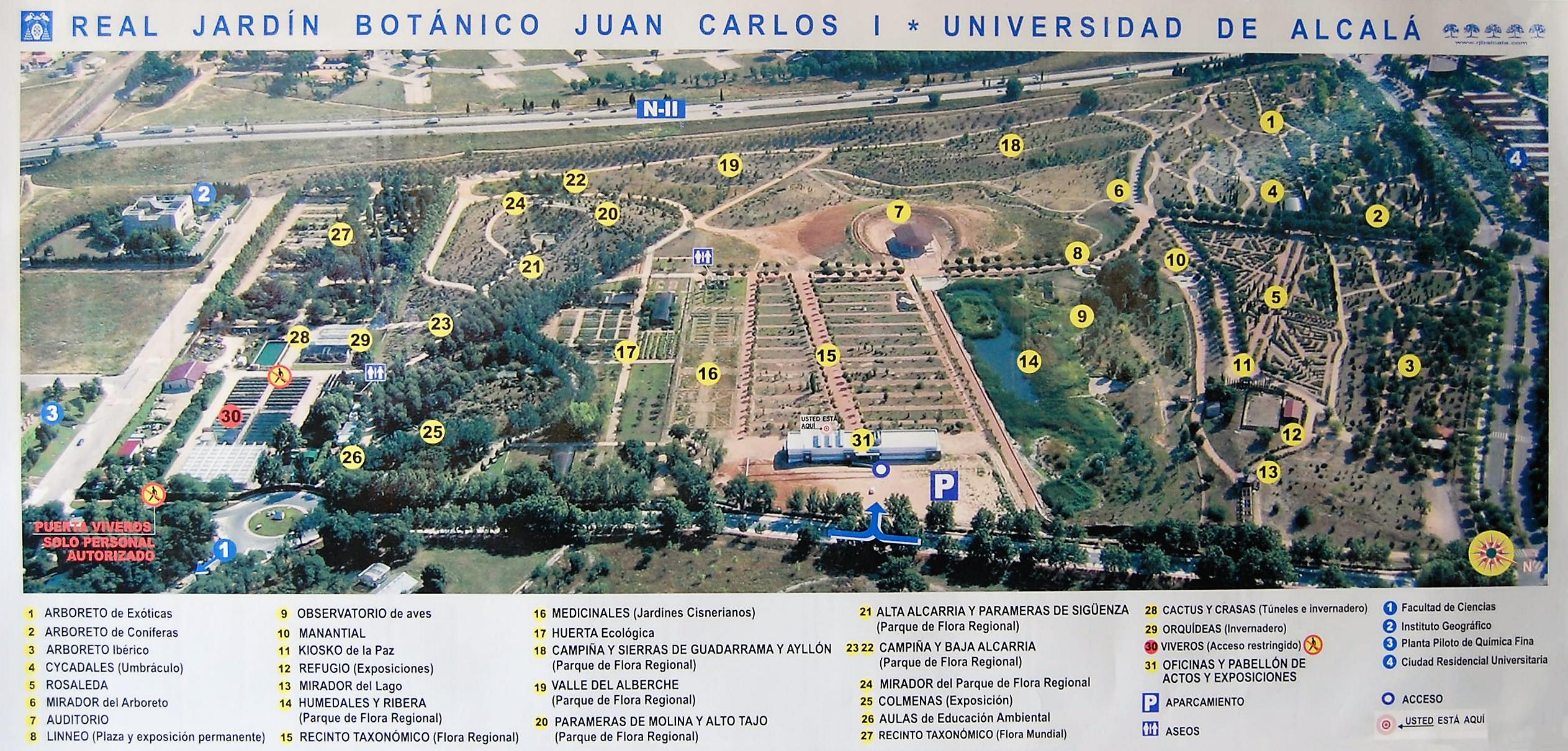 File Real Jardn Botánico Juan Carlos I RPS 07 06 2014 plano