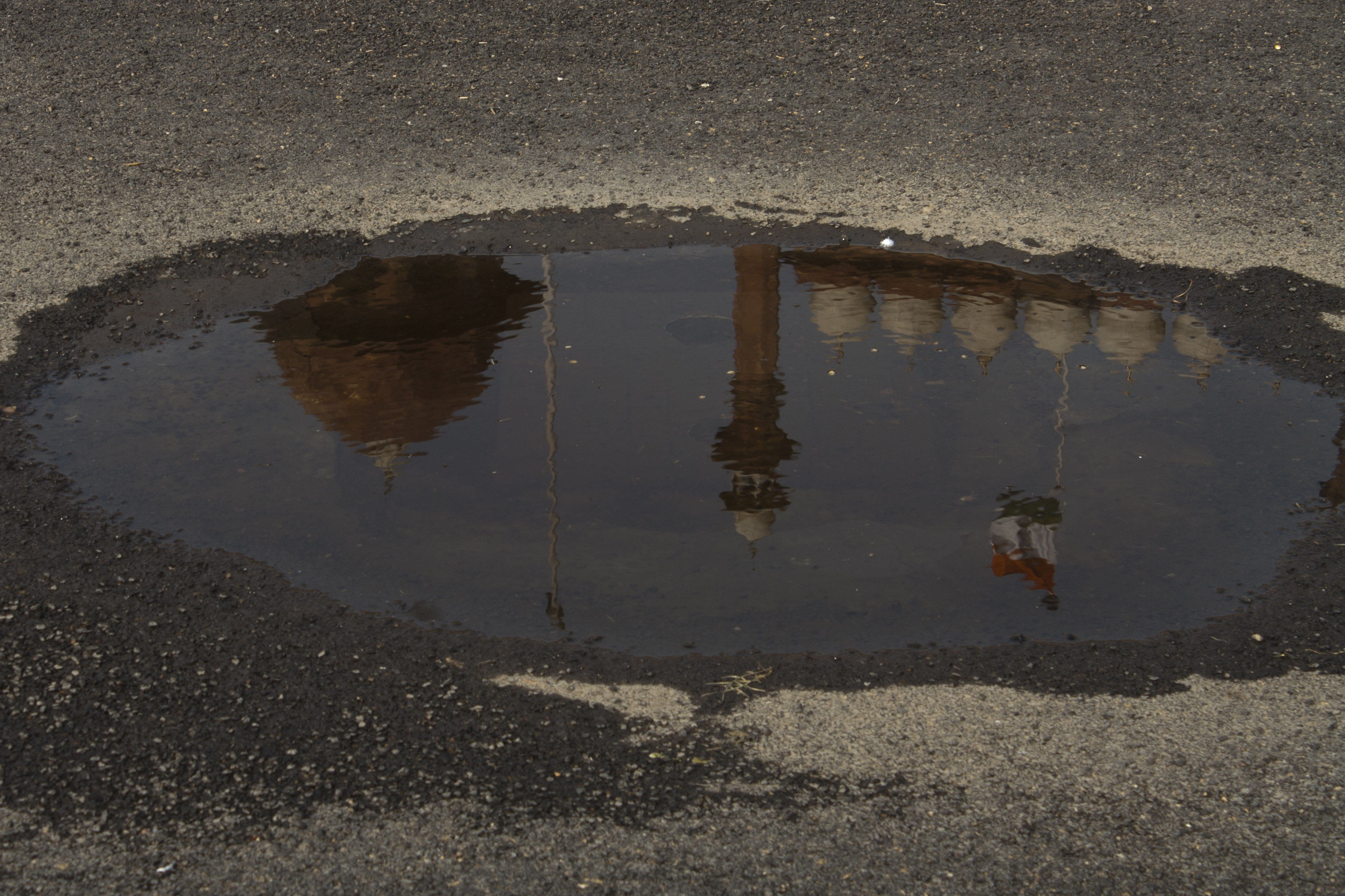 Puddle dating