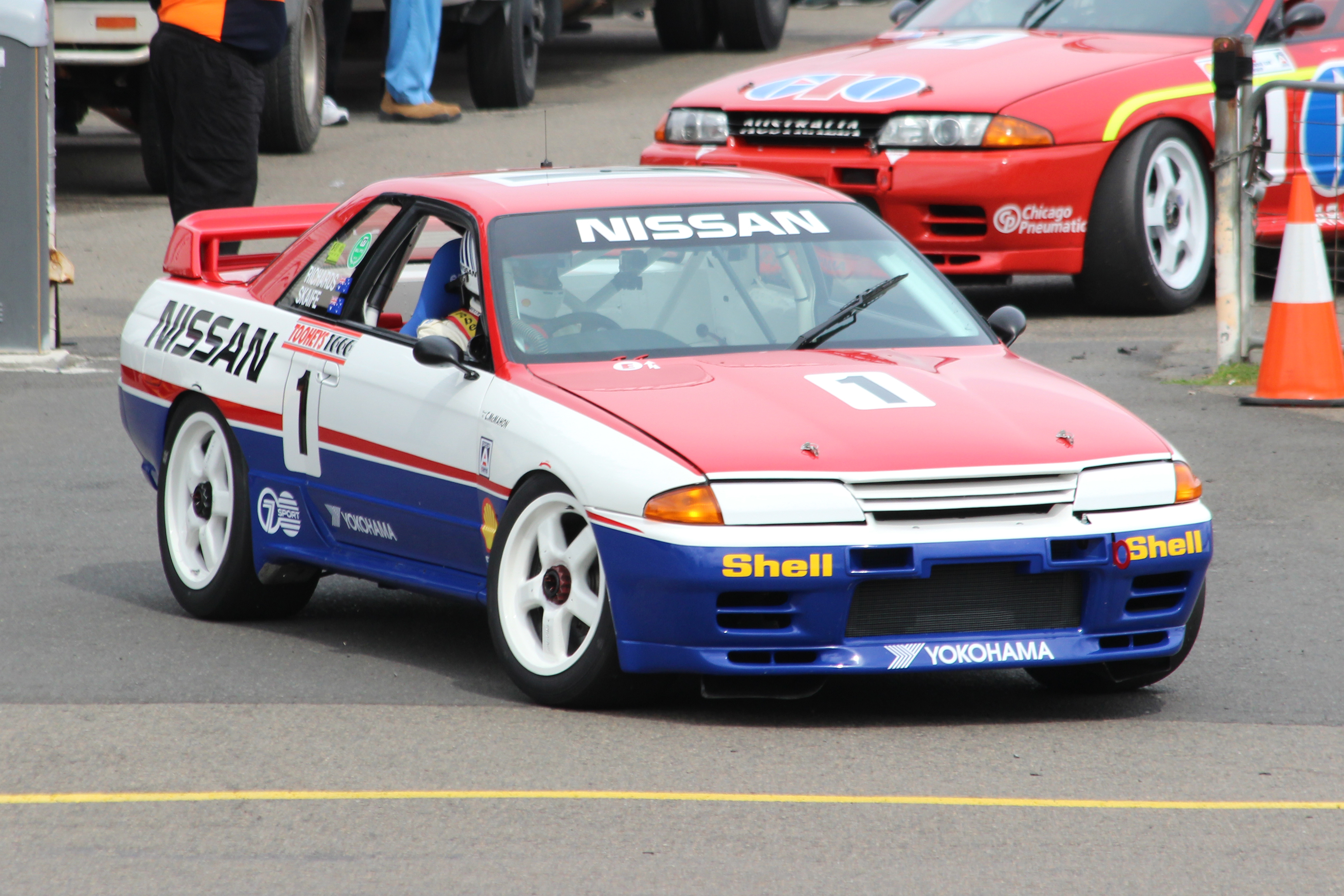 Richards_Skaife_1991_Bathurst_Skyline_GTR Great Description About 2015 Gtr