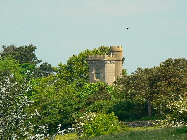 Rodborough Fort, Rodborough Common, near Stroud - geograph.org.uk - 801624