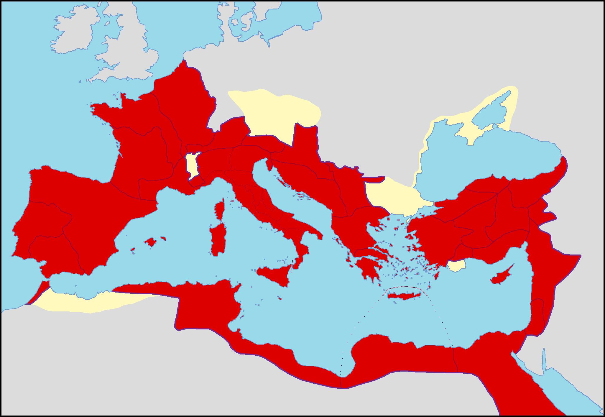 File Roman Empire in 37 AD Wikimedia mons