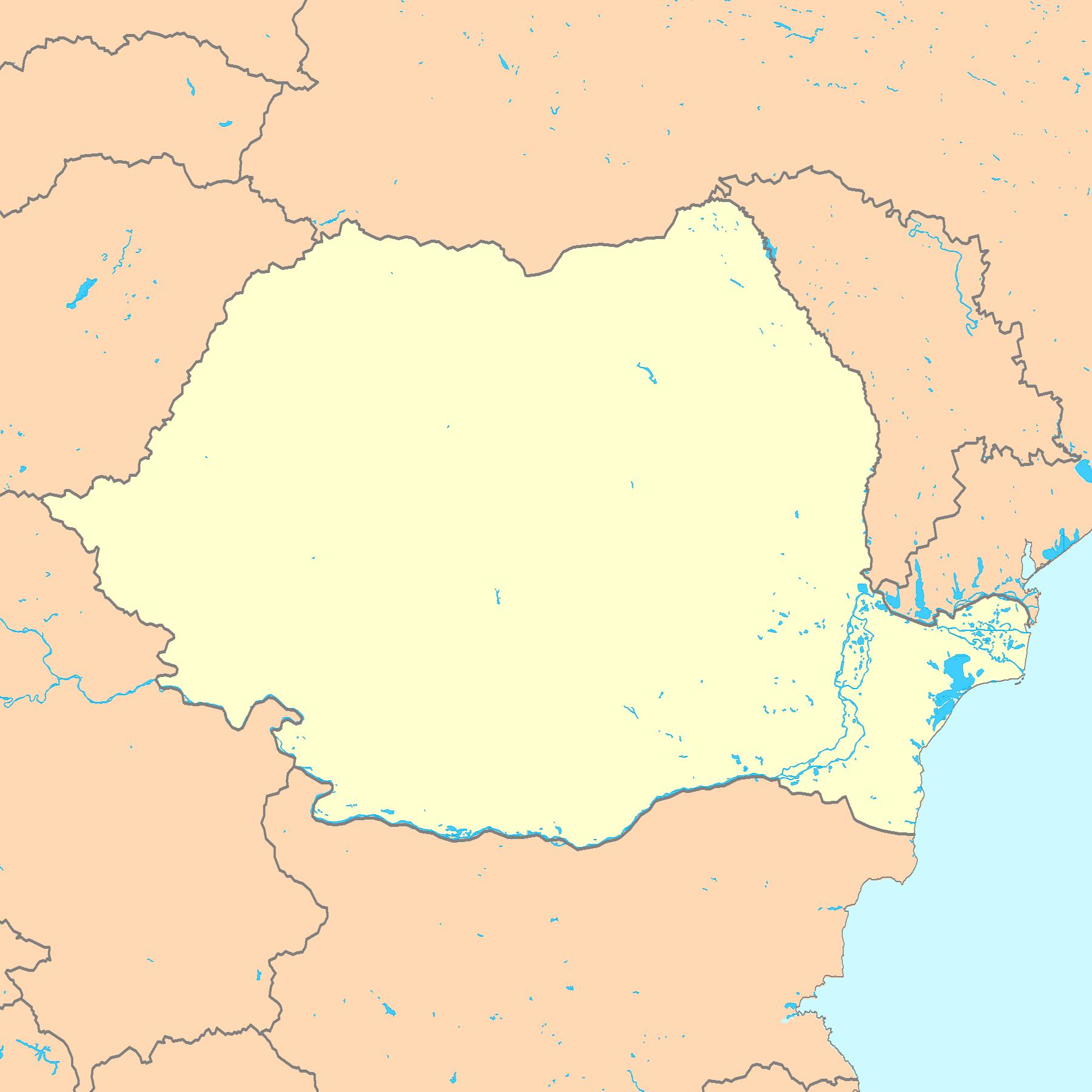 FileRomania Map Blankpng Wikimedia Commons - Romania map
