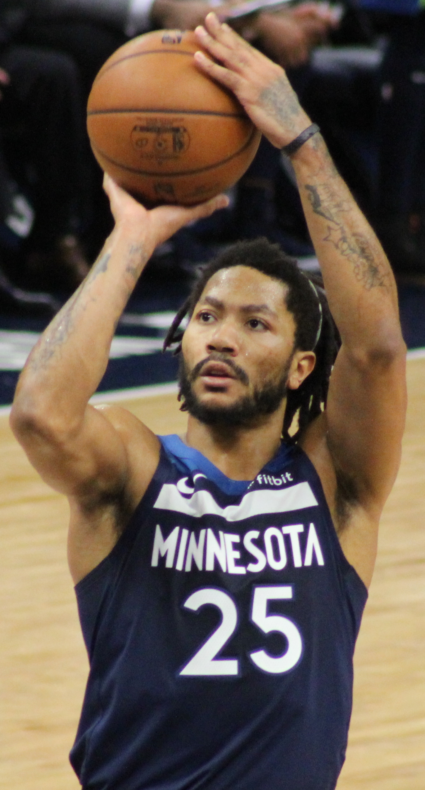 4b463db4 Derrick Rose - Wikipedia