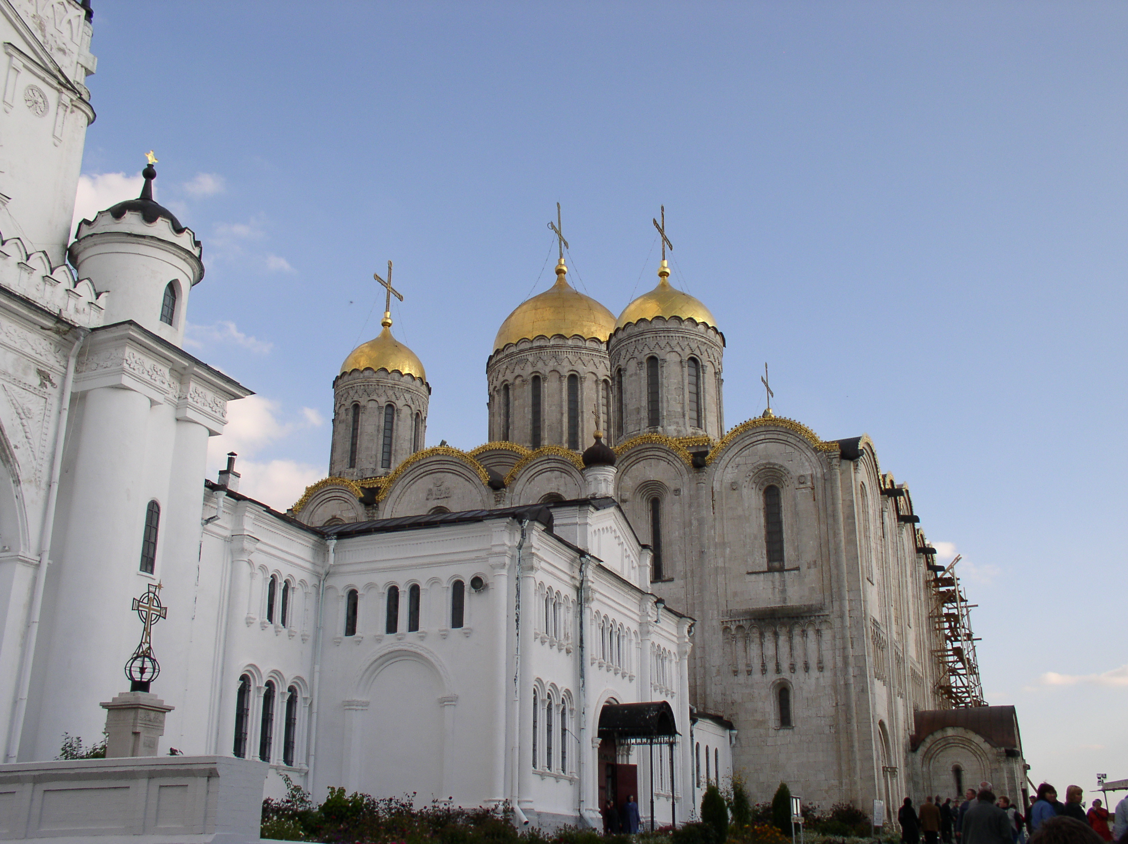 File:Russia-Vladimir-Assumption Cathedral-2.jpg
